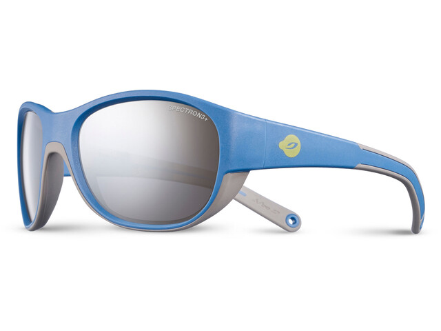 Julbo Luky Spectron 3+ Sunglasses Kids 4-6Y Blue/Gray-Gray Flash Silver